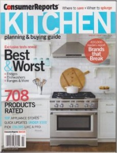 Consumer Reports Kitchen Cover 2013 B